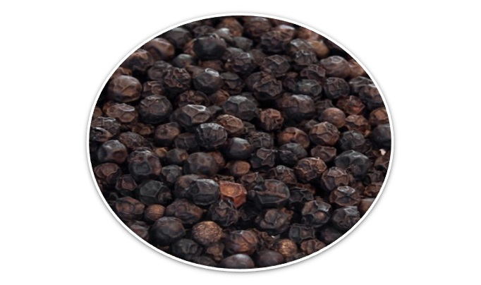 Black Pepper (MC)